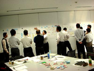 業務・システム最適化技能研修を行いました