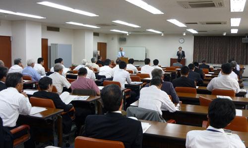 静岡情報産業協会 平成22年度「通常総会」