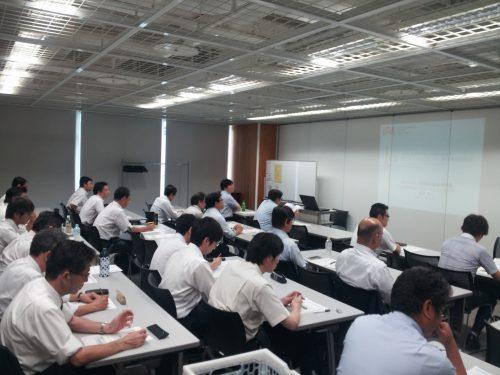 「iCDの概要セミナー」9月11日(月)実施。14社26名参加。