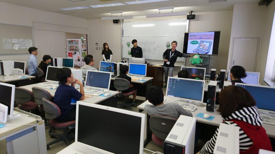 小学生プログラミング教室活動報告3